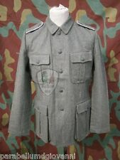 Uniforme tedesca, Feldbluse M40, giacca Wehrmacht german field tunic jacket