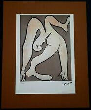 Original Farb-Lithographie von Picasso Limitierte Auflage Nr. 81/250