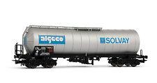 Jouef HJ6102 Wagon citerne à bogies Solvay de la SNCF