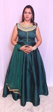 On Sale! Readymade Stitched Partywear Gown Free Ship 4 Days Delivery Guraanteed