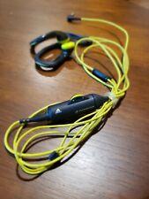 Sennheiser OMX 680 Ear-Hook Headphones - Black/Yellow