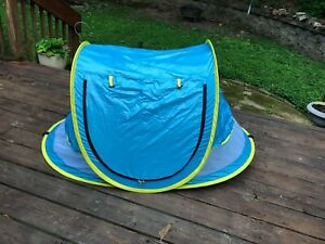 SUNBA YOUTH Baby Tent, Portable Baby Travel Bed, UPF 50+ Sun Shelters for Infant