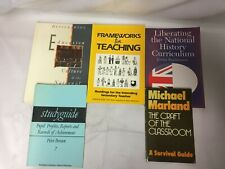 5x Teaching Books Frameworks by Teaching Craft of the Classroom Studyguide
