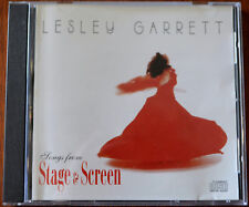 Lesley Garrett ‎– Songs From Stage & Screen CD – ECD 3444 – Ex