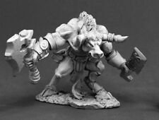 Cretus Minotaur 02964 - Dark Heaven Legends - Reaper MiniaturesD&D Wargames