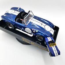 Kyosho Shelby Cobra 427 Blue 1:18 Karousel Car Turntable Hot Wheels 1:64 Lot 3