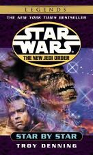 Star Wars the New Jedi Order - Legends: Star by Star 9 by Troy Denning 2002