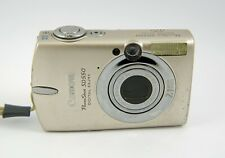 Canon PowerShot Digital ELPH SD550  7.1MP Digital Camera