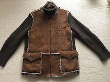 Roberto Cavalli Mens Sheepskin Coat