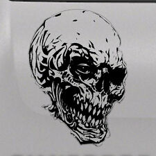 Devil Skull Grunge Tattoo Tailgate Hood Window Decal Vehicle Truck Car SUV Vinyl