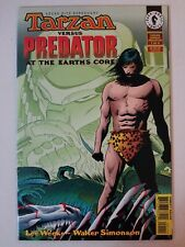Tarzan Versus Predator at the Earth's Core (1996) #1 - Near Mint