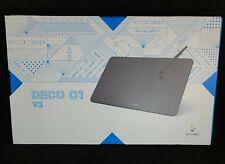 XP-PEN Deco 01 V2 10x6.25 Inch Digital Graphics Drawing Tablet Pen...