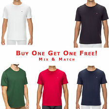 Patternless Loose Fit Multipack T-Shirts for Men