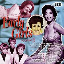 EARLY GIRLS VOL 3 - VARIOUS ARTISTS - CDCHD 775