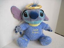 "10"" Disney LiLo & Stitch ANGEL STITCH SLEEPER Plush Stuffed Animal"
