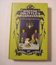 Doctor Dolittle's Caravan, Hugh Lofting, 1960s Edition, Picture Cover
