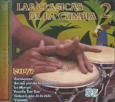 Emir Boscan Sonora Dinamita Tulio Enrique Las Clasicas De La Cumbia 2  CD New
