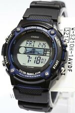 Casio Solar W-s210h-1avdf Mens Quartz Watch