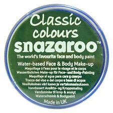 Face Paint - Body Paint - Snazaroo - Water Based - Aplication Sponge - Puffs
