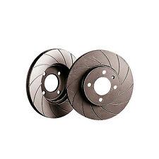 Black Diamond Front G12 Grooved Brake Discs - KBD1386