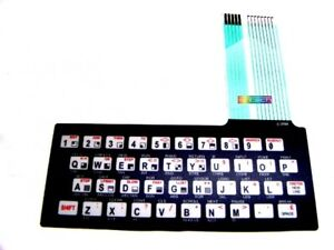 Sinclair ZX81 replacement keyboard membrane
