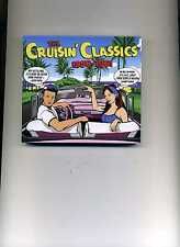 CRUISIN' CLASSICS 1956 - 1961 - BUDDY HOLLY CHUCK BERRY ELVIS - 3 CDS - NEW!!
