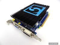 512MB Sparkle SF-PX85GT512U2-HP GeForce 8500-GT PCI-E Grafikkarte DVI VGA passiv