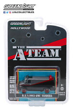 44790-B Greenlight Hollywood Series 19 The A-Team B.A.'s 1983 Gmc Vandura 1:64