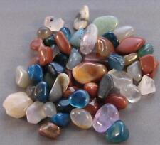 25g, 50g & 100g Medium Mixed Tumble Stones, Chakra and Healing Stones 5 to 15 mm
