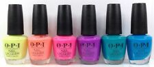 OPI Nail Lacquer - NEON Spring/Summer 2019 Collection - All 6 Colors