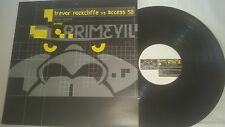 TREVOR ROCKCLIFFE VS ACESS - DISCO QUEEN - PRIME EVIL RECORDS EP