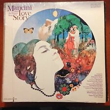 """Henry Mancini-Plays Theme From """"Love Story""""-LP-RCA-VG+"""