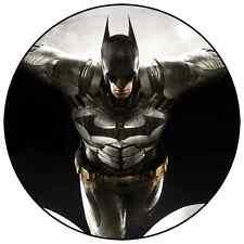 Batman Deco Gateau Disque Azyme Comestible Anniversaire 20cm