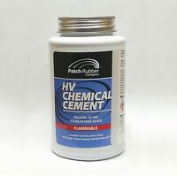 Mastice cemento vulcanizzante blu PATCH RUBBER HV riparazioni tubeless e camere