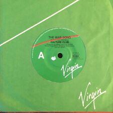 """Culture Club -The War Song/La Cancion De Guerra 45rpm 7"""" Vinyl Record Australia"""