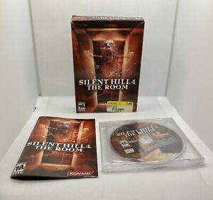 *SEALED CD-ROM* Silent Hill 4: The Room (PC, 2004) BRAND NEW SEALED CD-ROM