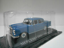 MERCEDES-BENZ 200 D ATHENS 1965 W110 TAXI COLLECTION ALTAYA  1/43