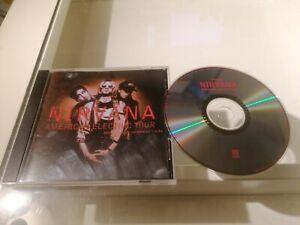 "Nirvana CD Rarität / ""American Electric Tour 1994"" / Top-Zustand / very good"
