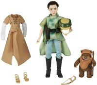 Star Wars Forces of Destiny Endor Adventure Princess Leia & Wicket The Ewok
