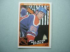 1984/85 O-PEE-CHEE NHL HOCKEY CARD #208 WAYNE GRETZKY AS NM SHARP!! 84/85 OPC