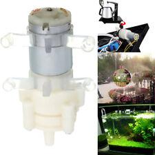 Mini 12V Priming Diaphragm Pump Water Pump Spray Motor for Water Dispenser WS