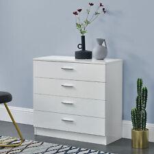 Schubladenschrank Sideboard Konsole Kommode Wandschrank Wohnzimmerschrank Weiß