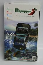 BNIB RED PEPPER Black Protective Case For Samsung Galaxy S3 SIII Waterproof