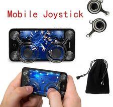 2X Mobile Games Joystick Jeux Smartphone Tablette Analogiques Clip Tactile Pad