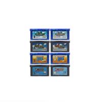 32 Bit Video Game Cartridge for Nintendo GBA Super Mario Advance English Version
