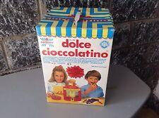 Vintage # Harbert Dolce Cioccolatino  Chocolate Machine Toy# Nib