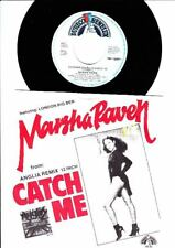Marsha Raven - Catch Me - Catch Me - 7 Inch Vinyl Single - HOLLAND