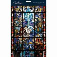 Stained Glass Window Advent Calendar