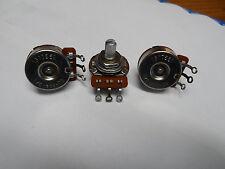 Vintage Matched set NOS 1975 Stratocaster 250K pots