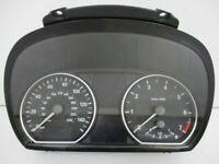 Compteur de Vitesse Tableau de Bord Intégré Mph km/H BMW 1 (E87) 116I 9122588